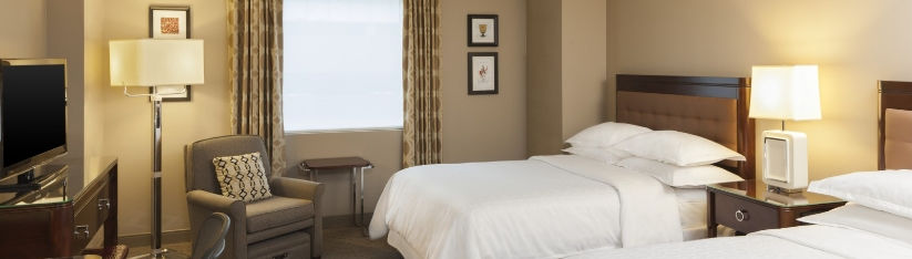 Sheraton Metairie Guest Rooms
